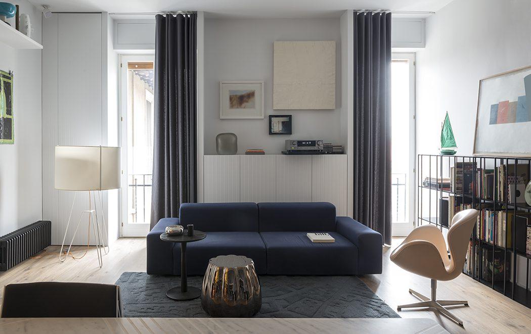 Apartment CPN 21 by Diego Grandi