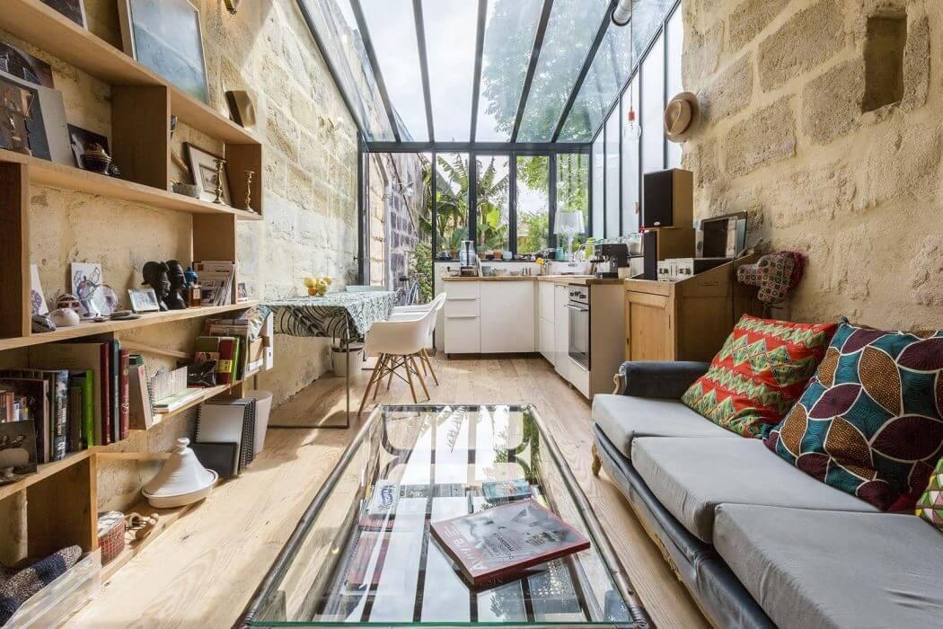 Maison ALS by OYAT Architectes