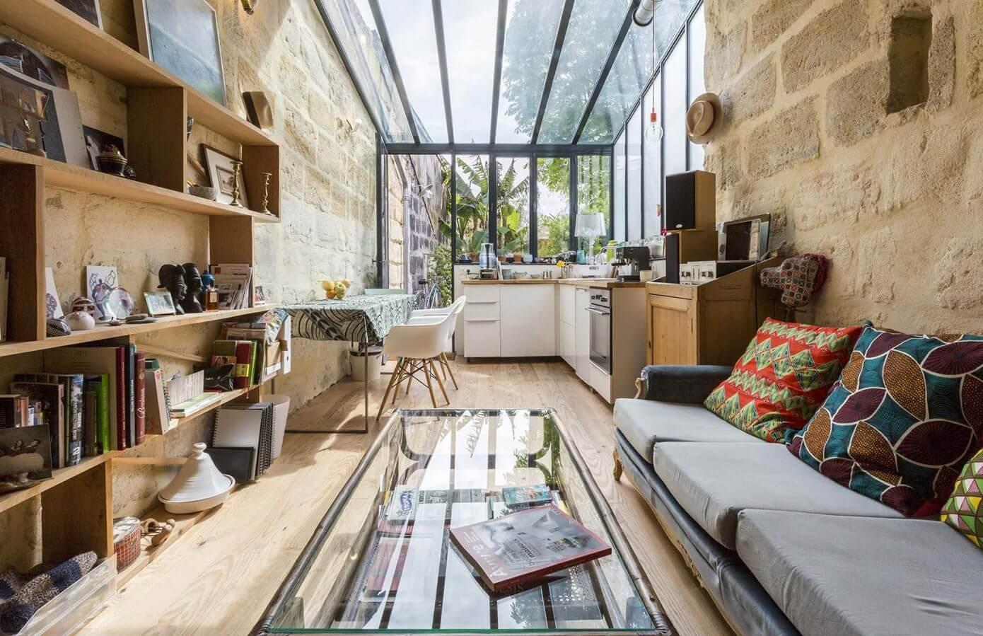 004 maison als oyat architectes homeadore. Black Bedroom Furniture Sets. Home Design Ideas