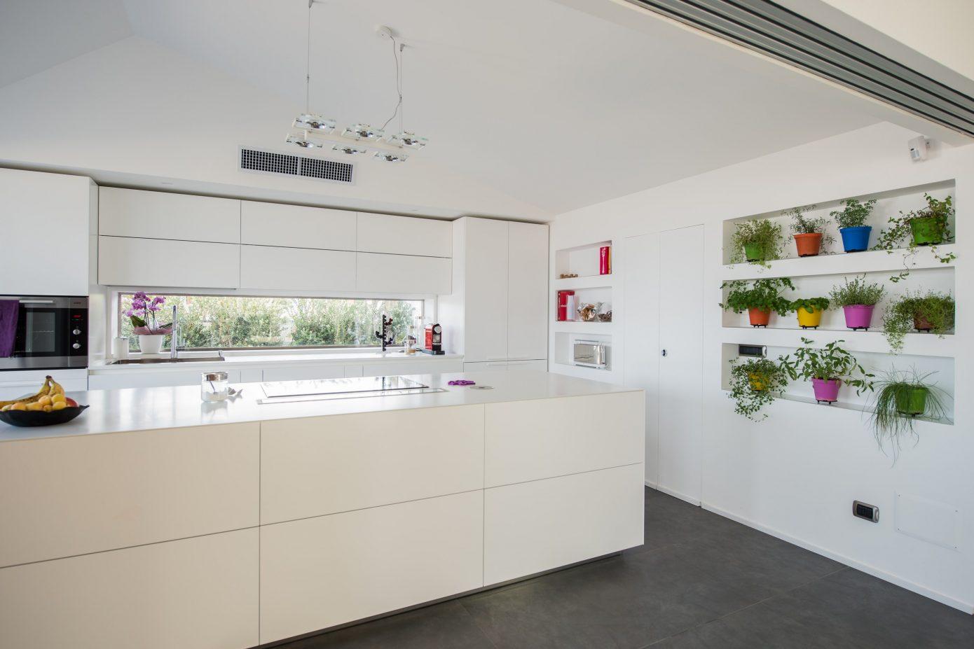Attic apartment by mobilificio marchese homeadore - Mobilificio marchese ...