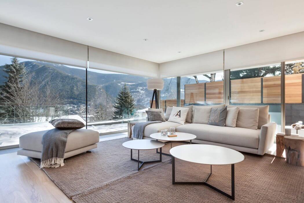 Lake Retreat by Albertsson Hansen Architecture