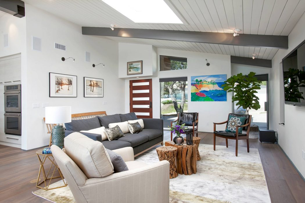 Mid-Century House by Jackson Design & Remodeling