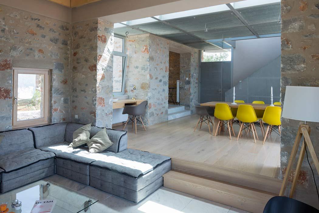 Villas Mani by hhharchitects