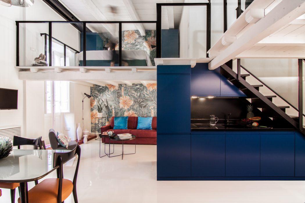Home in Cagliari by Mauro Soddu