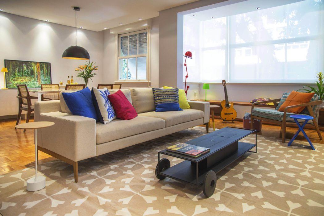 Sambaíba Apartment by Carla Dutra