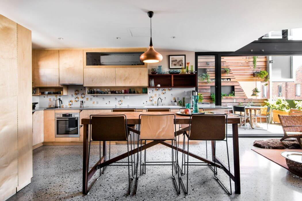 SODA Apartments by Gresley Abas Architects