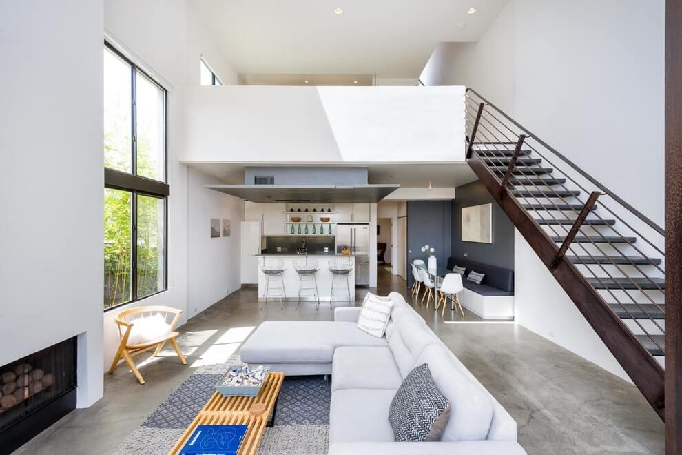 Contemporary Residence By Mark Kirkhart Homeadore