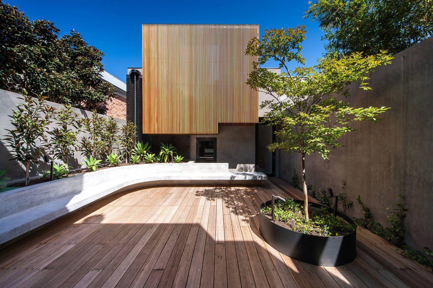 004 house melbourne nicholas murray architects homeadore. Black Bedroom Furniture Sets. Home Design Ideas
