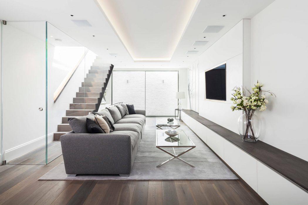 Doria Road Home by Jo Cowen Architects