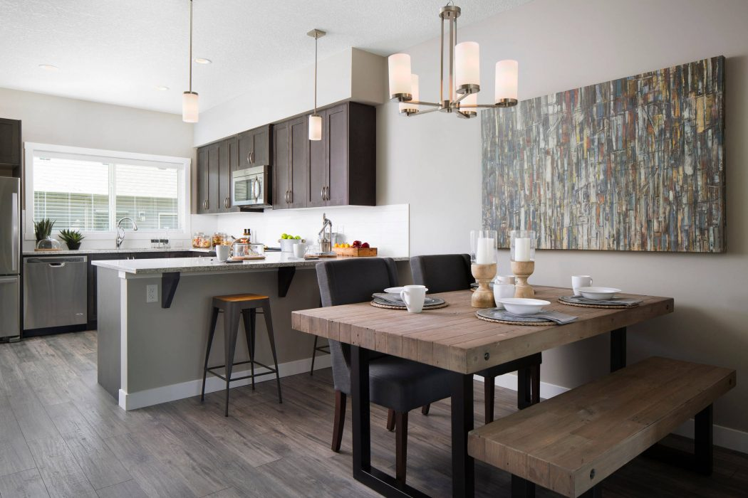 House in Airdrie by Shane Homes