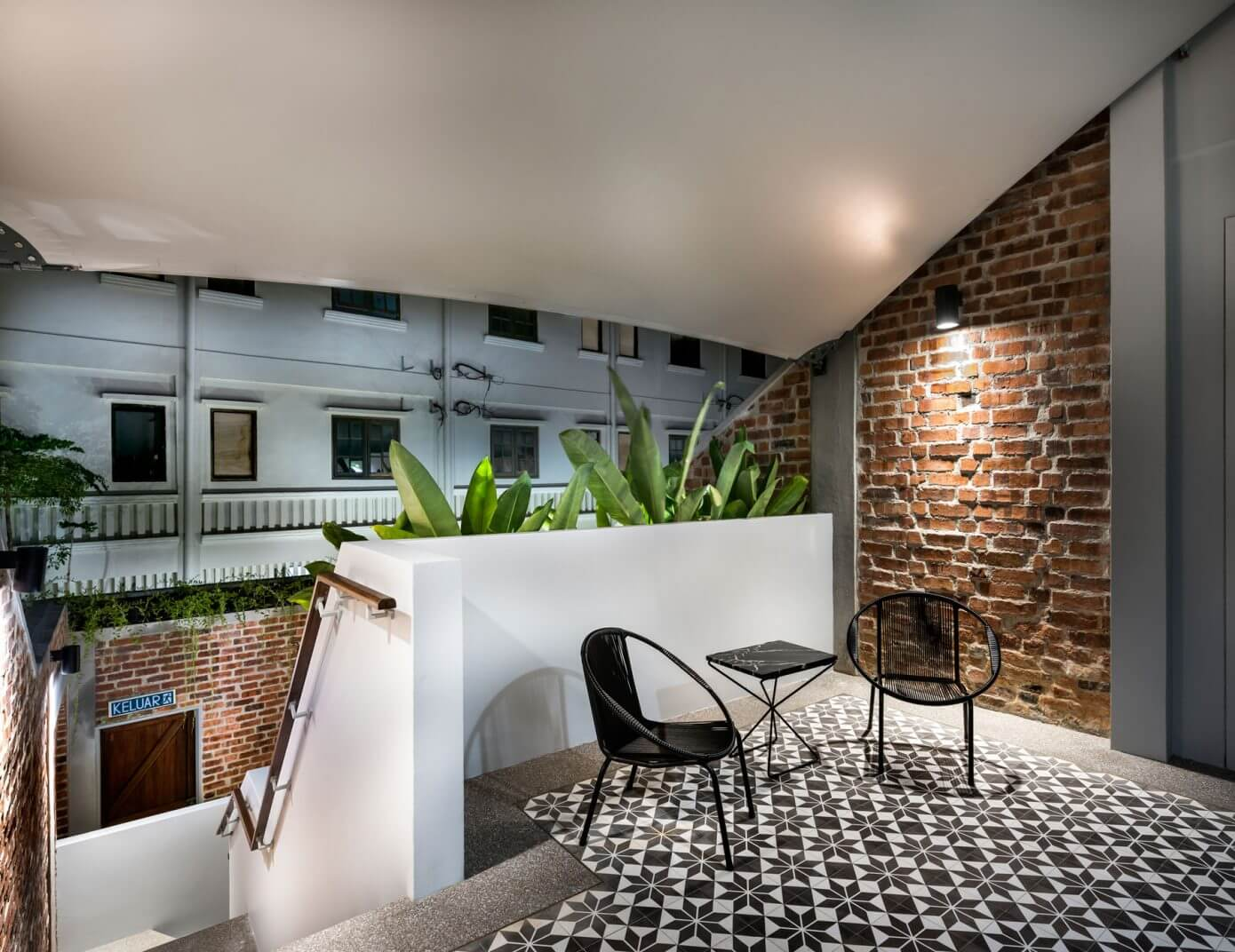 Loke Thye Kee Residences by Ministry of Design