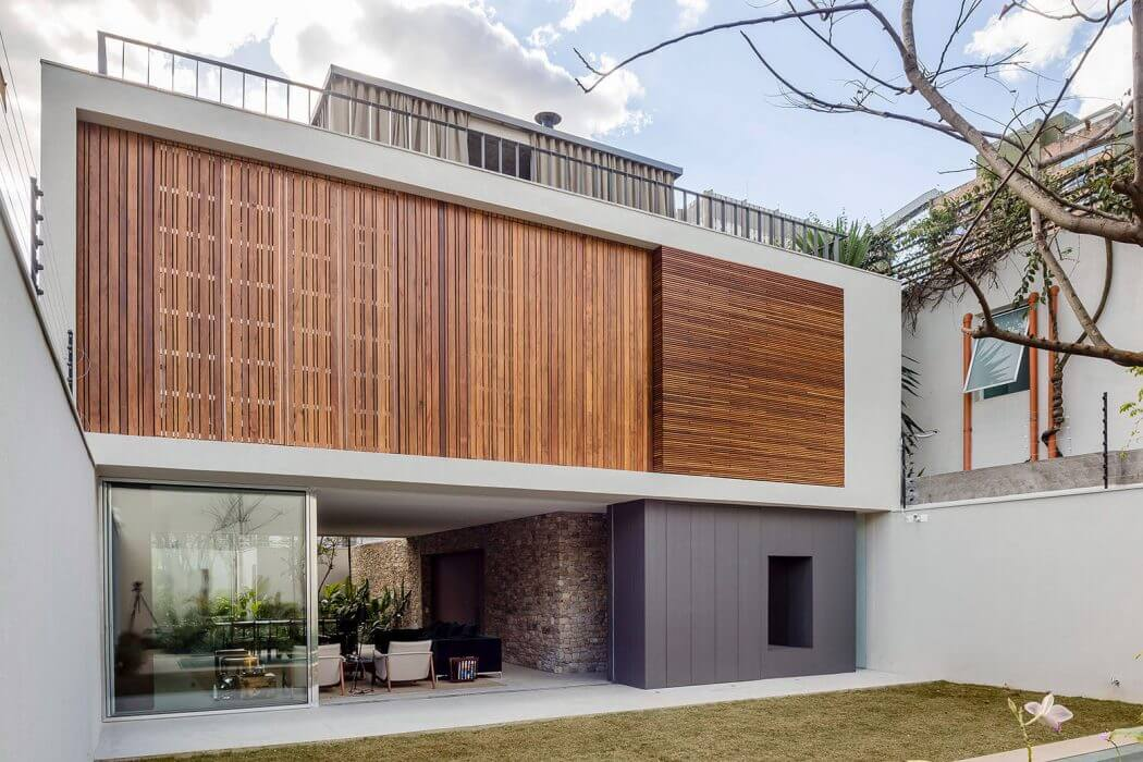 Residence in São Paulo by Felipe Hess