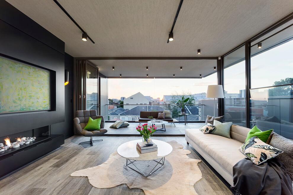 Vista Prahran by LSA Architects