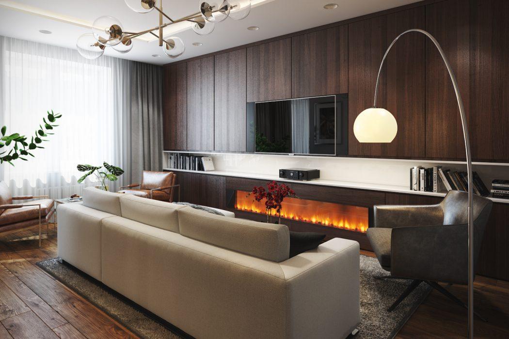 Apartment in San Diego by ArchiCGI