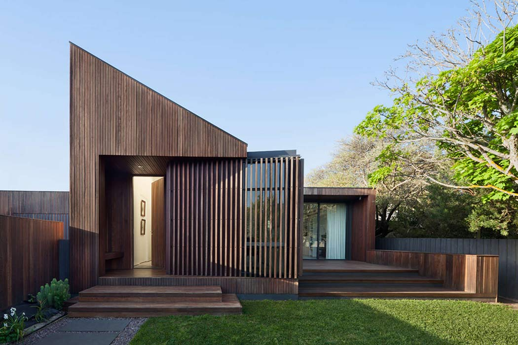 Humble House by Coy Yiontis Architects