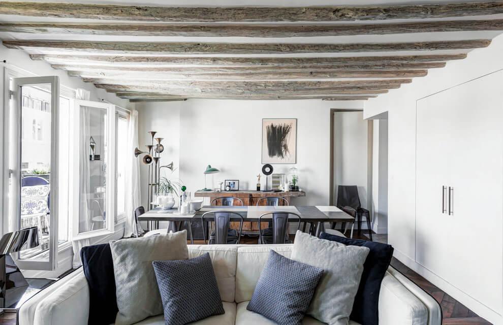 Attic Apartment by 10surdix