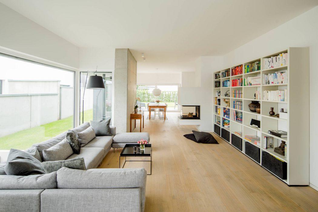 House P by Ferreira | Verfürth und Partner