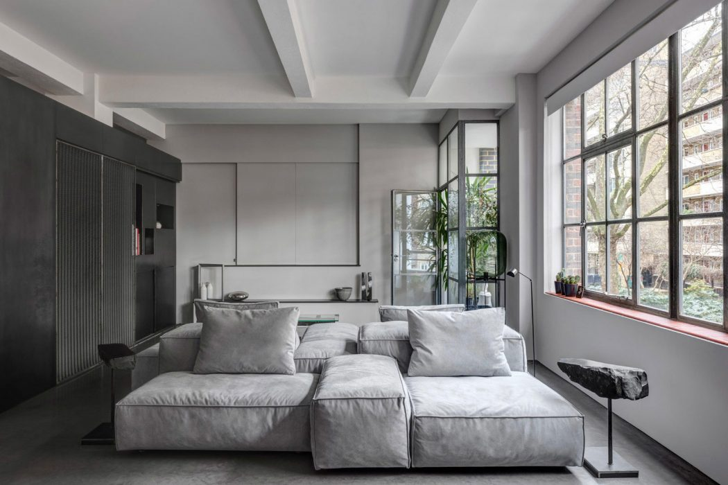 Industrial Apartment by APA