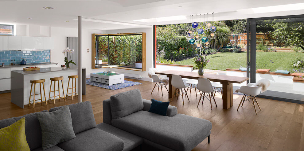 Residence in London by Andrew Mulroy Architects