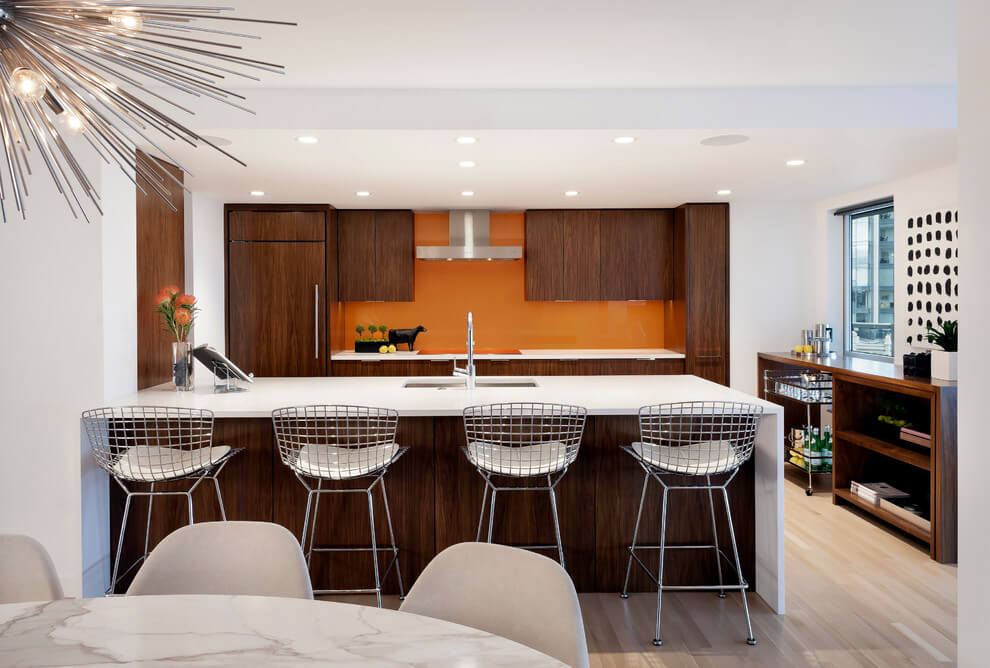 Pacific Tower Residence by NB Design Group