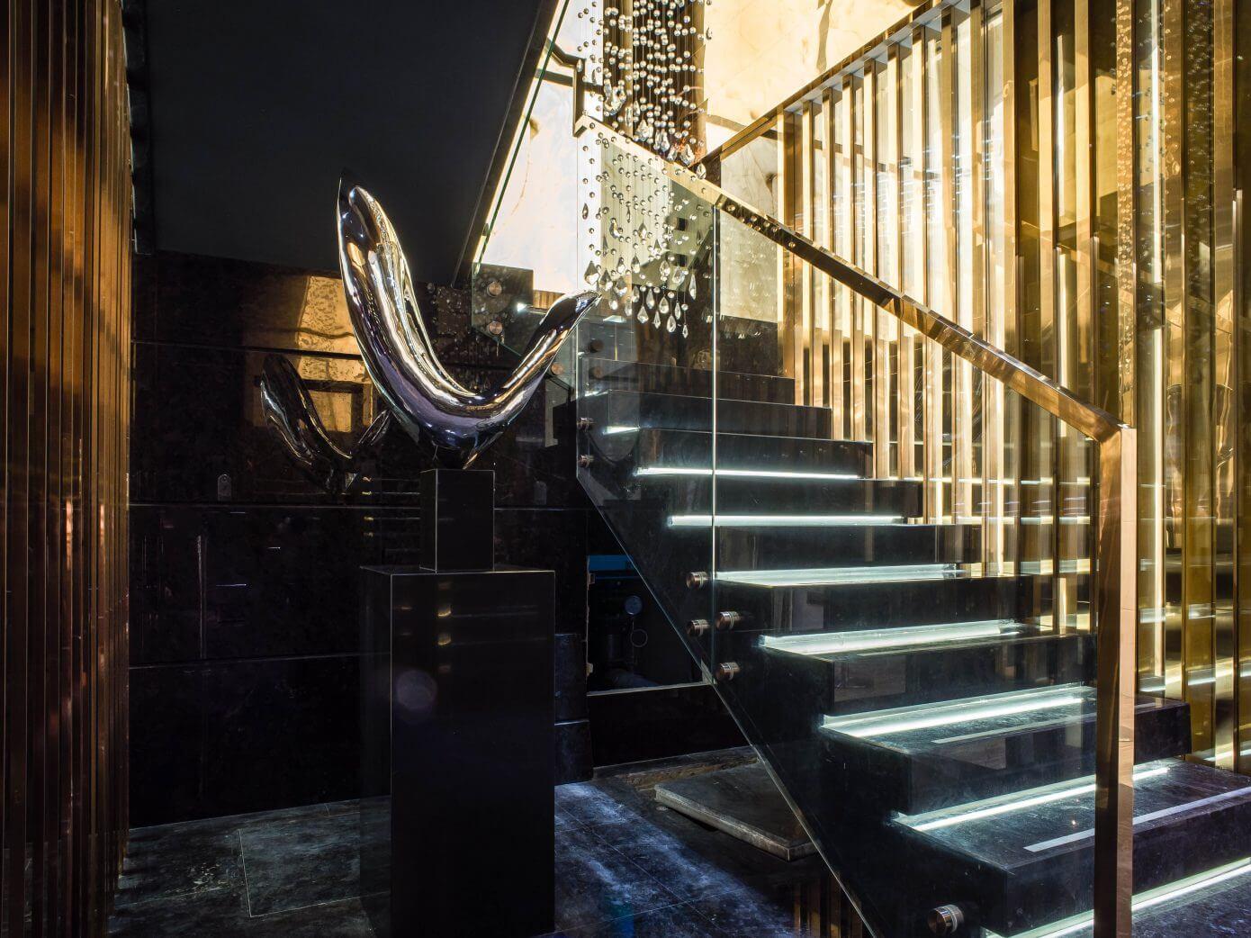 Club House by Studio Marco Piva