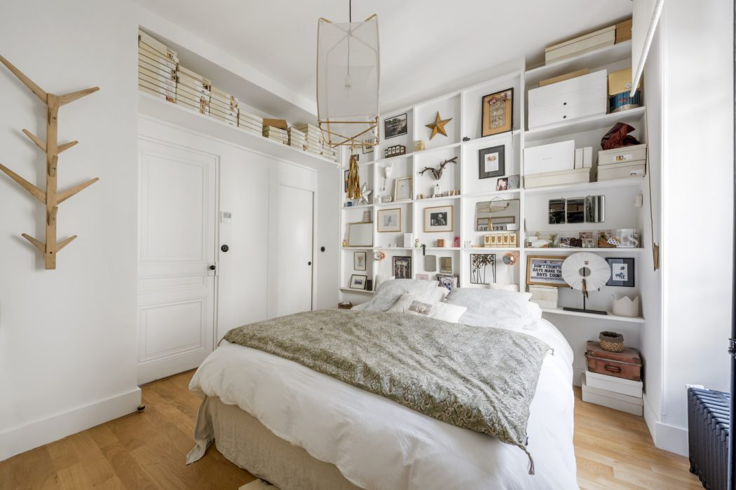 Apartment in Lyon by Alexandra Tamburini