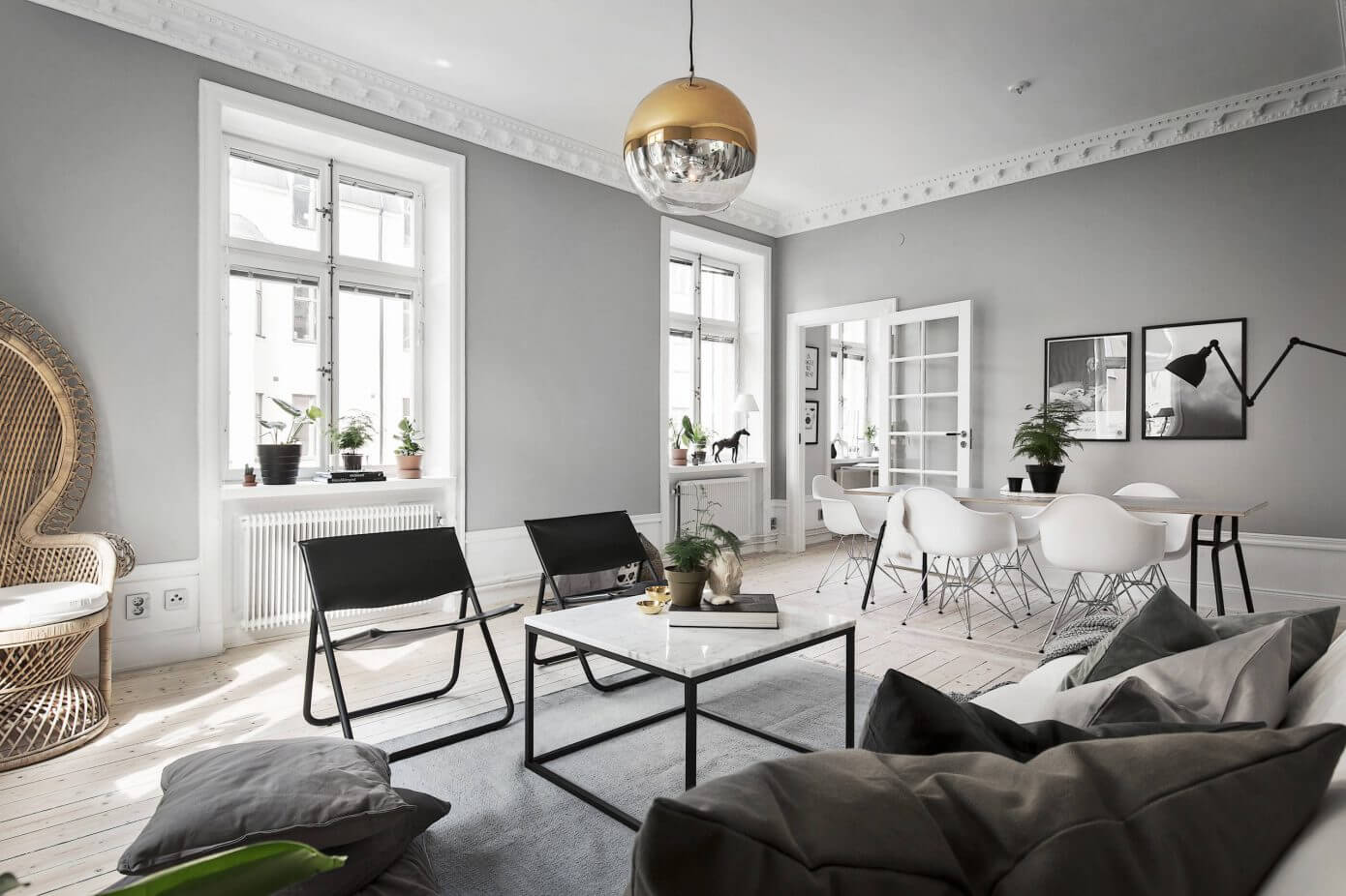 Apartment In Stockholm By Stylingbolaget Homeadore