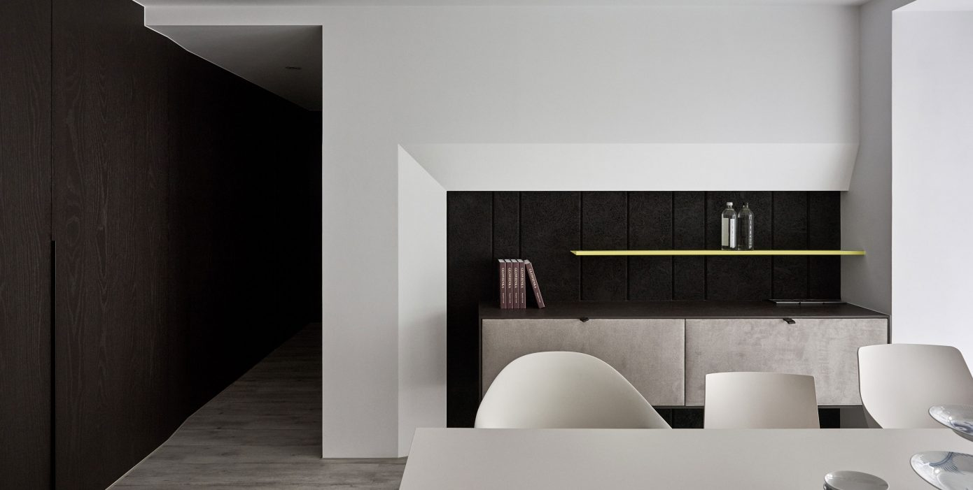 Apartment in Taichung by Z-AXIS DESIGN
