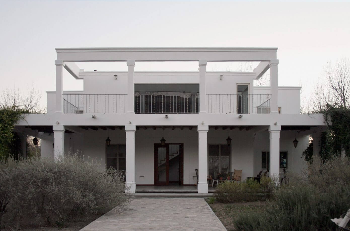 Messina House by Nuria and Mabel Zertuche