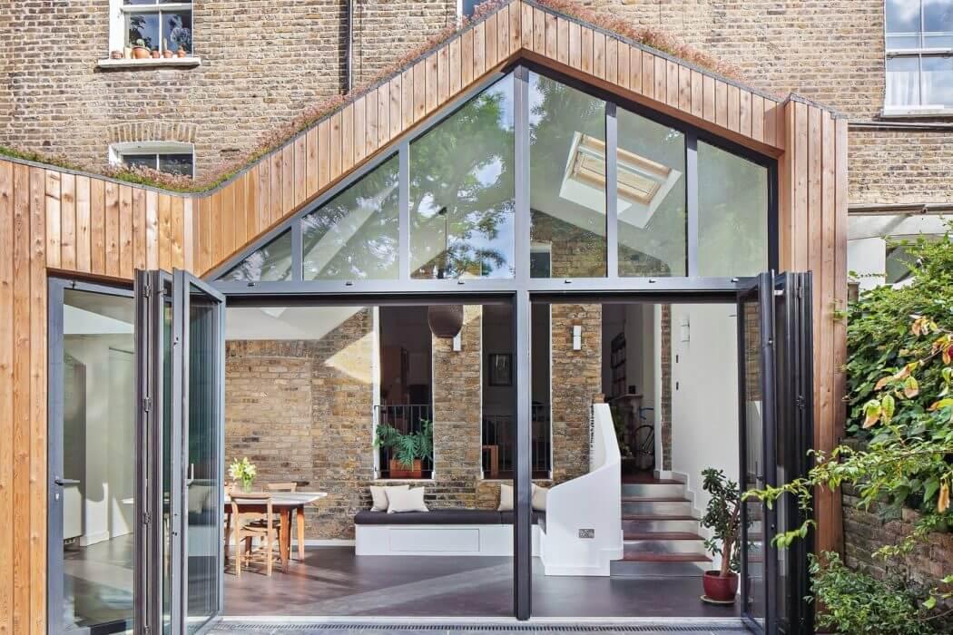 Clapton Home by Scenario Architecture