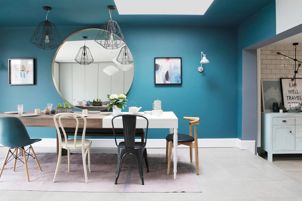 Home in Dublin by Kingston Lafferty Interior Designers
