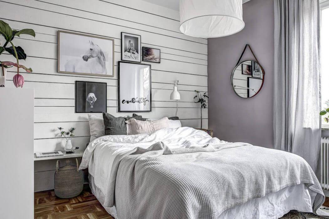Apartment in Hägersten by Line Sandberg