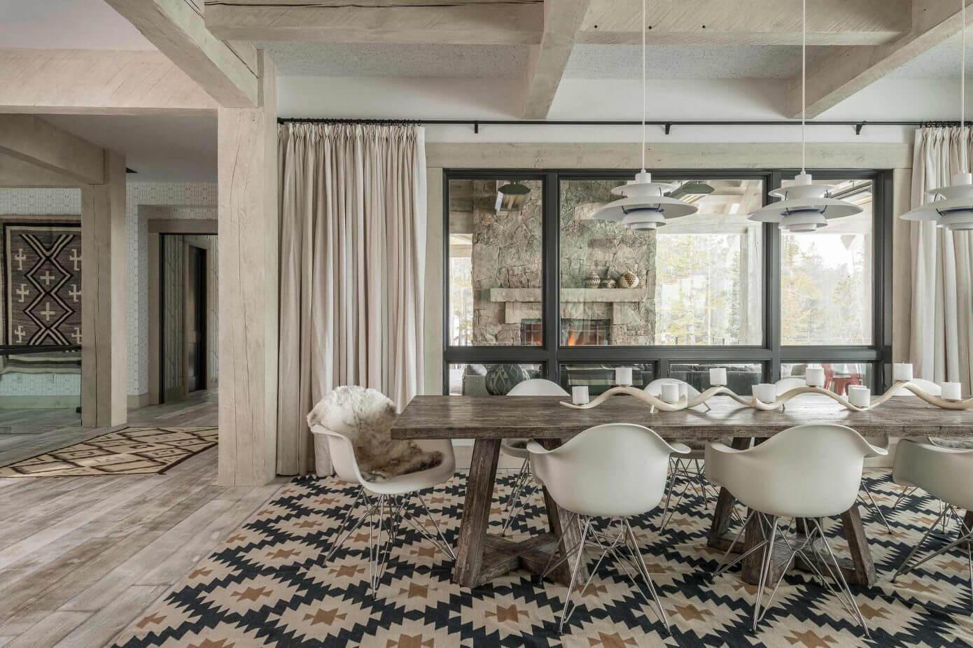 Rustic Zen by Locati Architects