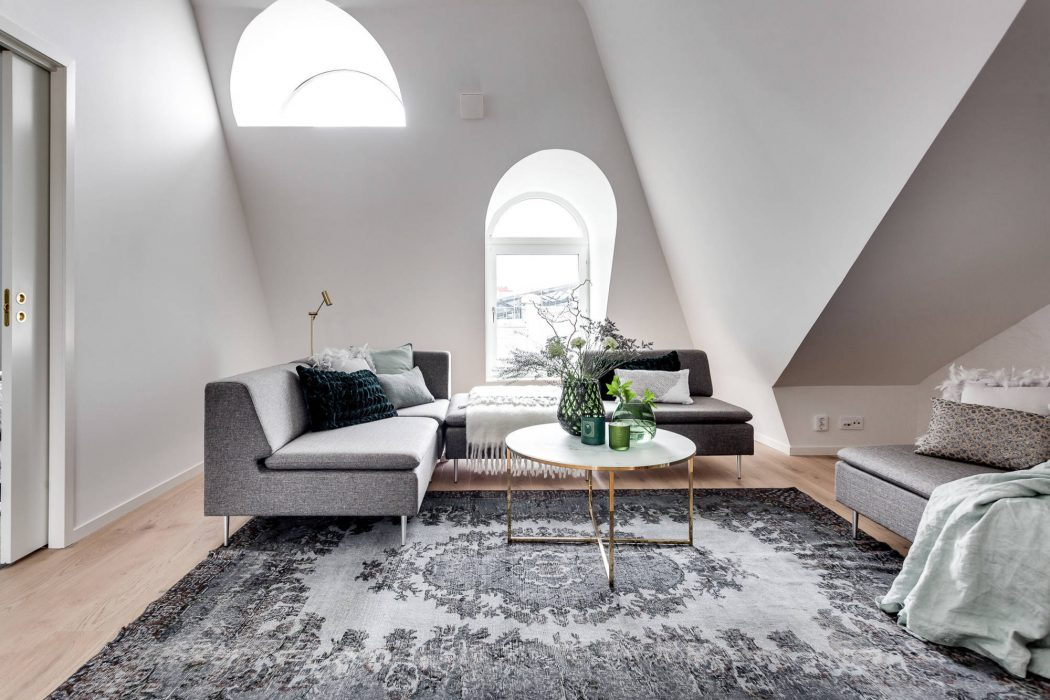 Apartment in Stockholm by Concept Saltin