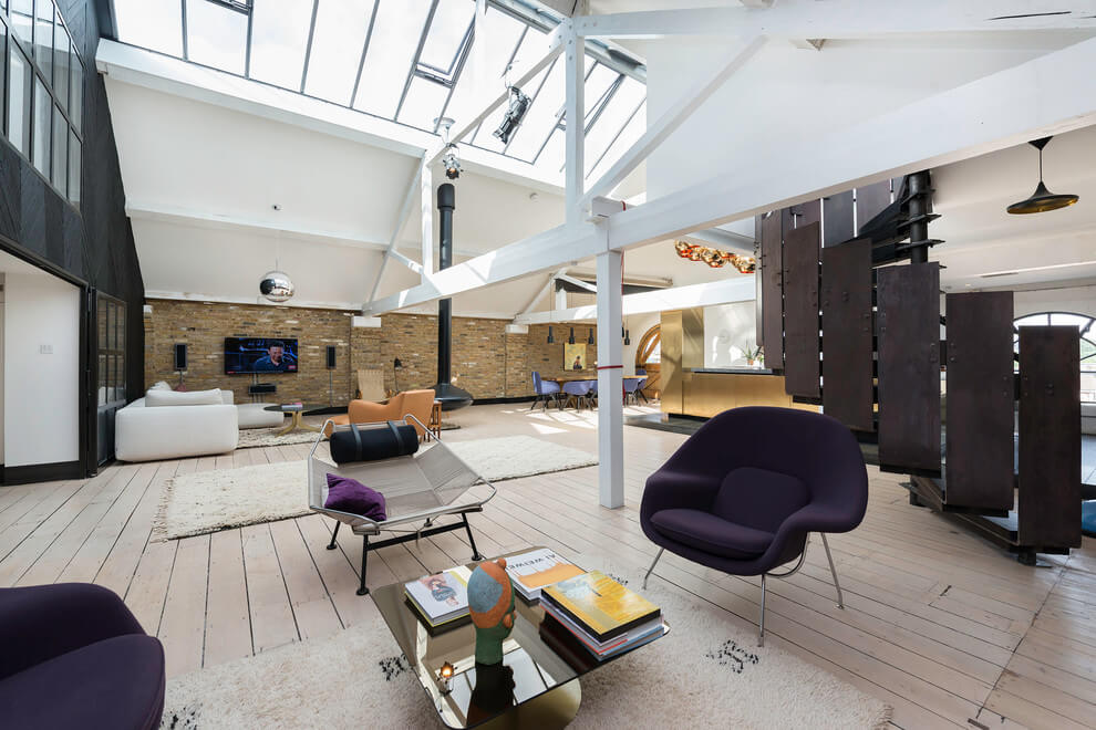 Loft Apartment In London