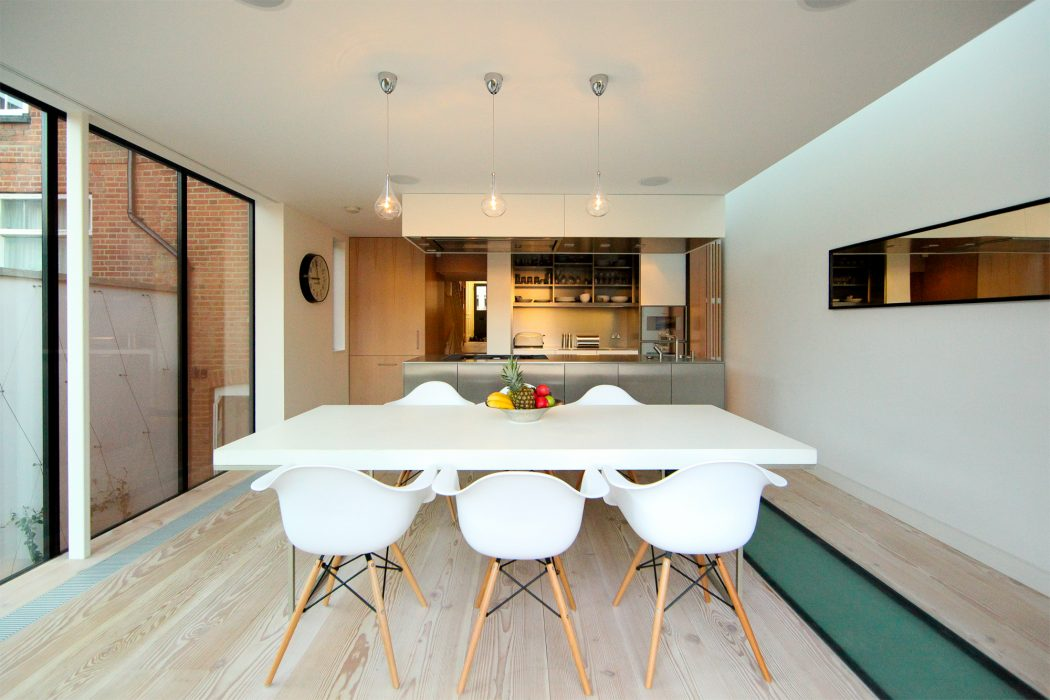 Pond Street Home by Belsize Architects