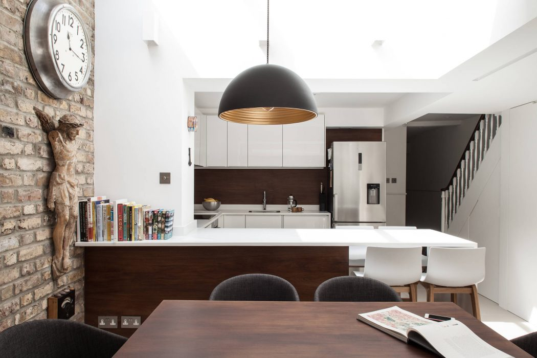 House Extension by Edwards Rensen Architects