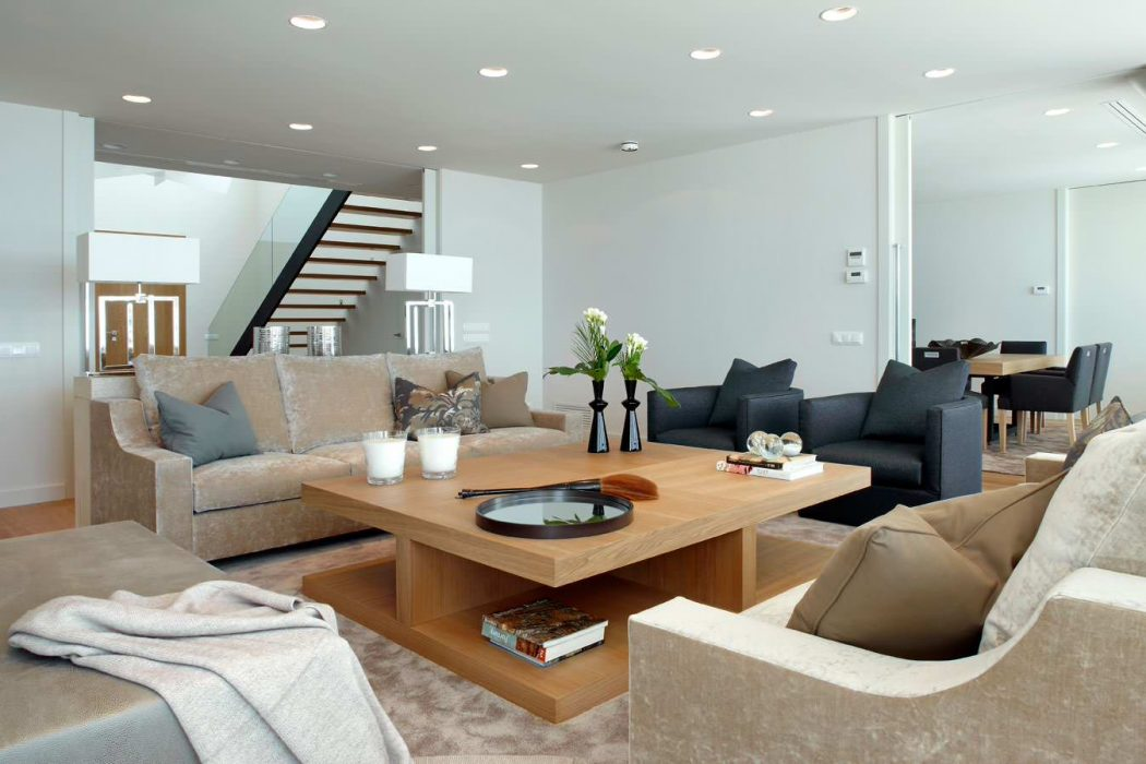Seafront Residence by Molins Interiors