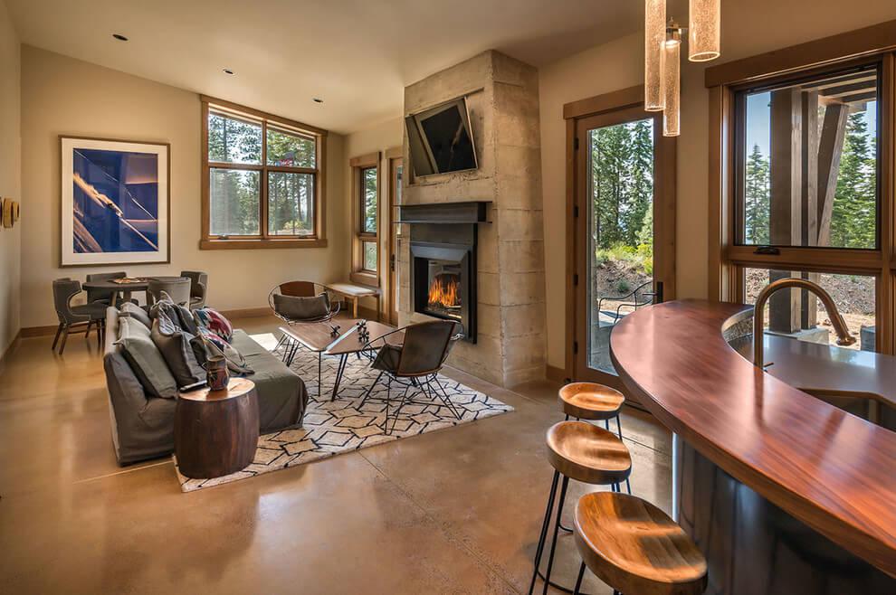 Ski Lodge by Aspen Leaf Interiors