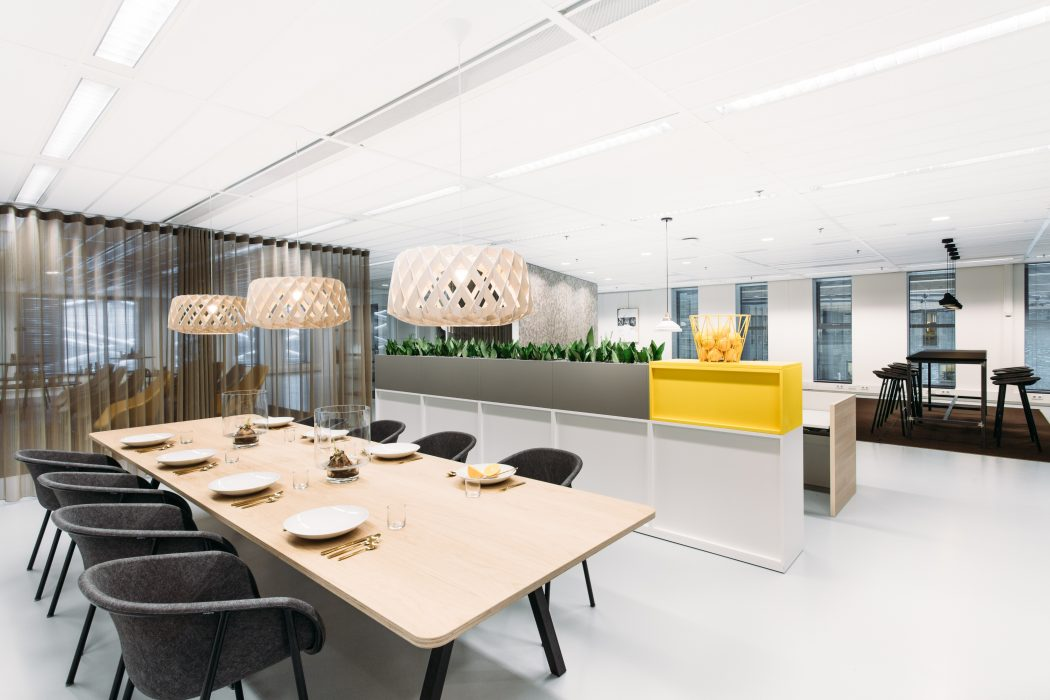 Office Space by Atelier Pro Architects