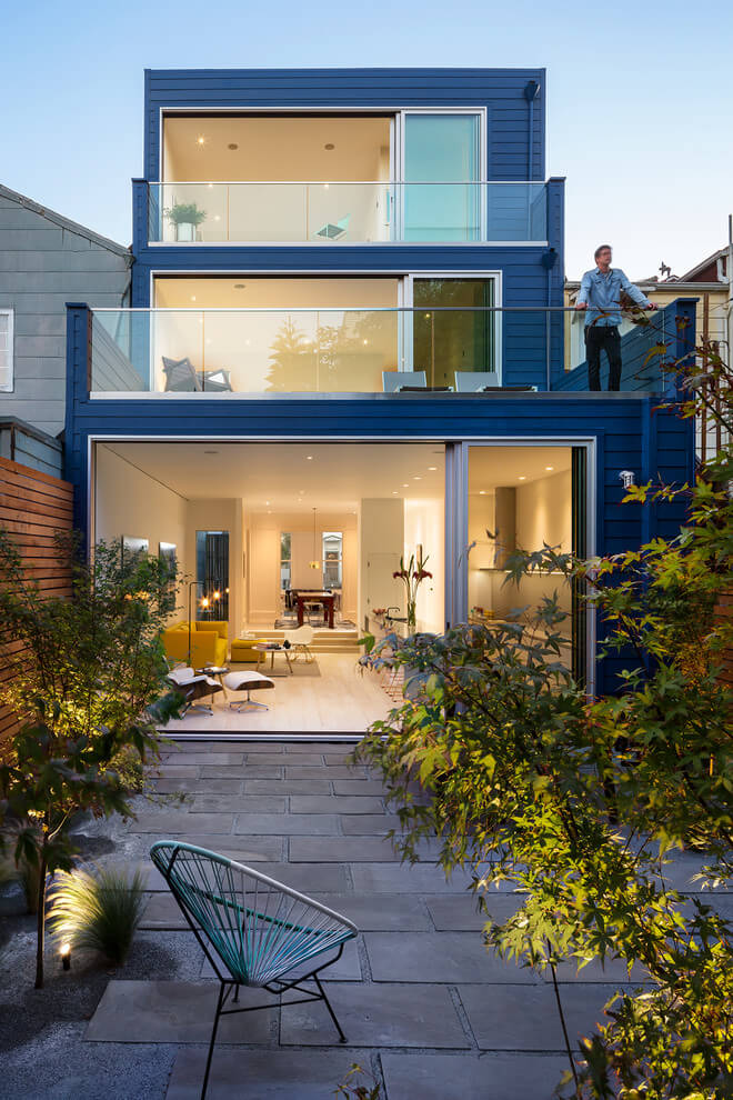 002 San Francisco Residence Mark Davis Design HomeAdore