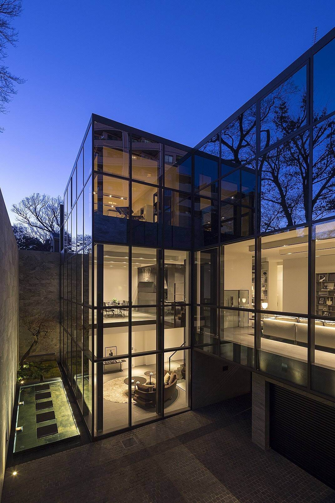 NT House by Baqueratta