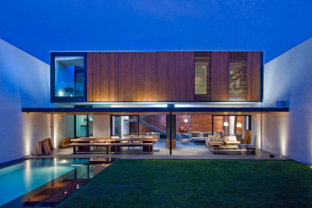 Casa RO by El�as Rizo Arquitectos