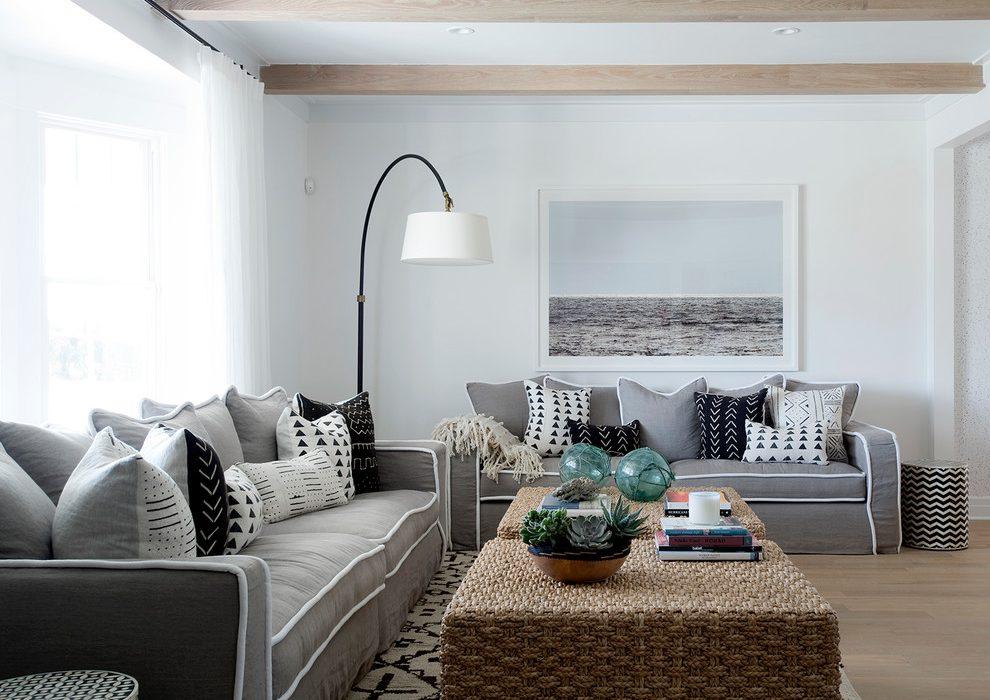 Craftsman Home by Threshold Interiors