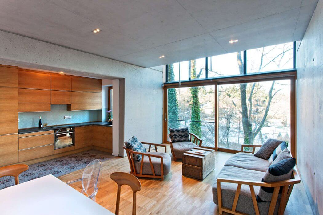 House in Budapest by Nanav�zi�
