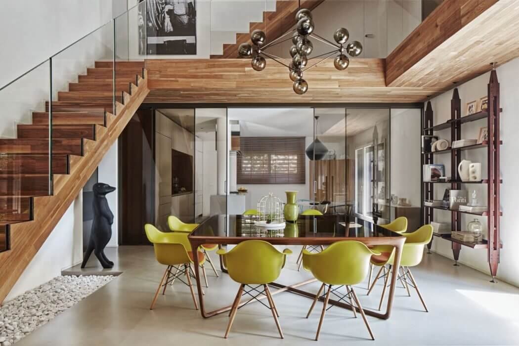 Private Home by Christopher Ward Studio