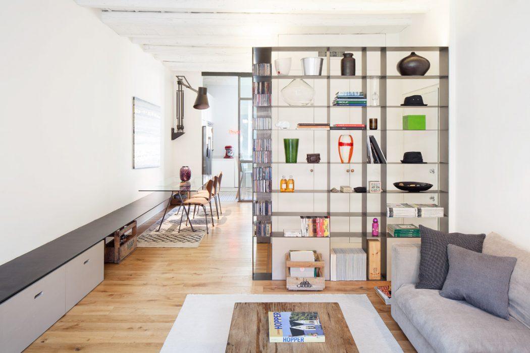 Apartment in Milan by Elena E Francesco Colorni