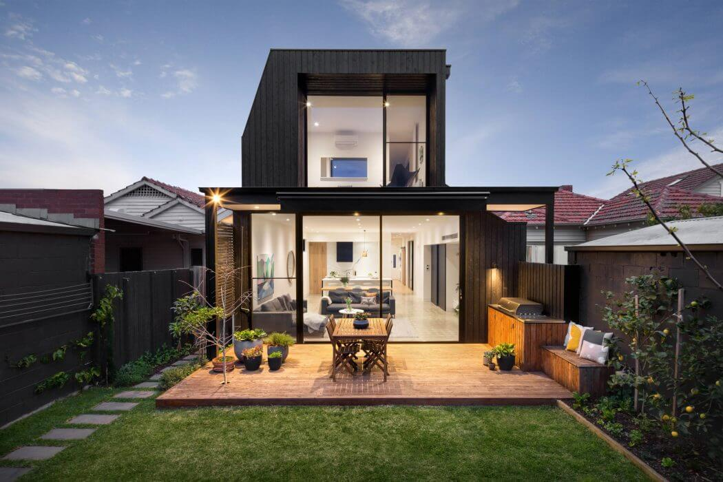 House in melbourne by aspect 11 architecture for Home architecture melbourne