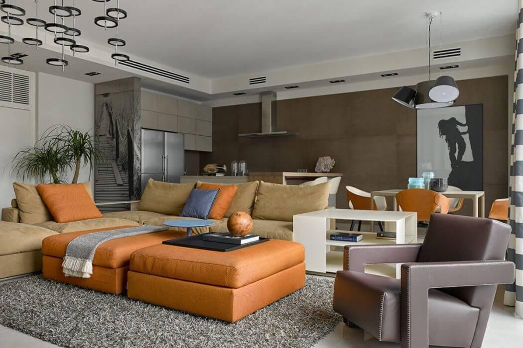 Supreme Apartment by Gruppa Geometra