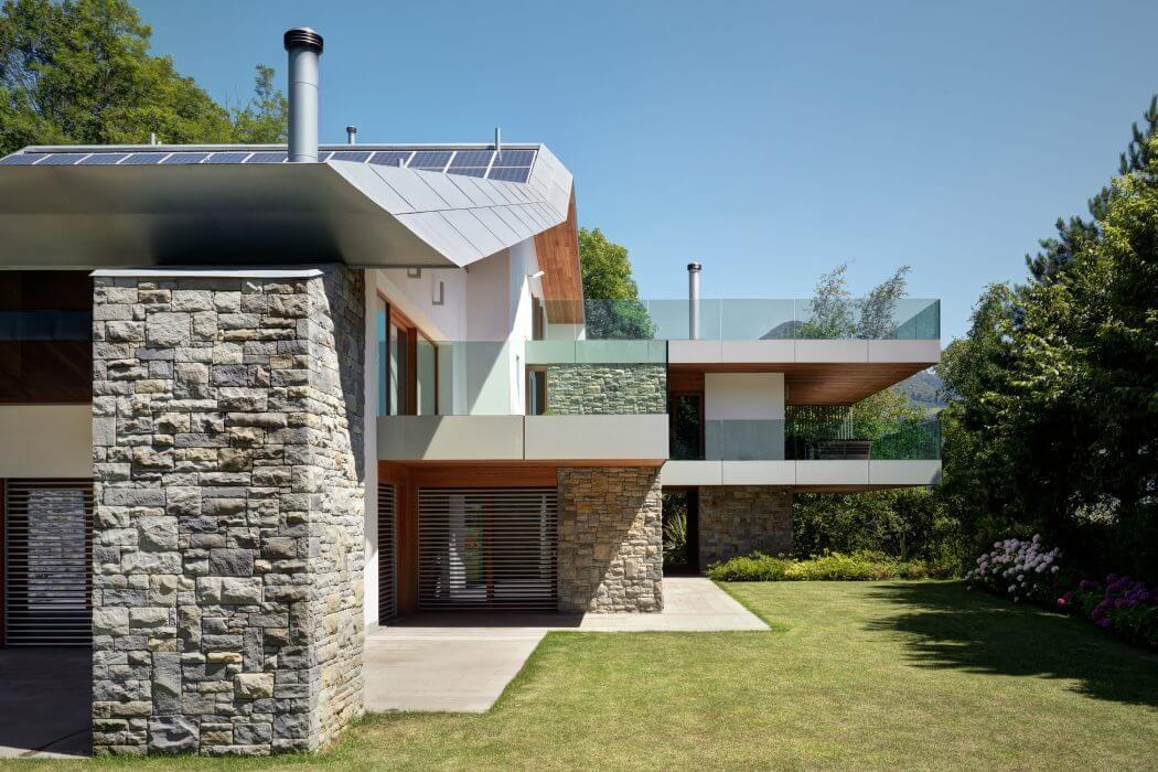 Villa Carber by Buratti Architetti